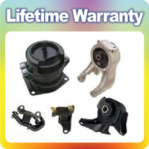 DEA 99 04 Honda Odyssey 3.5L Transmission Engine Motor Mount Mounts